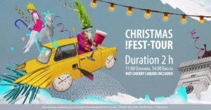 CHRISTMAS FESTtour LVIV with Just Lviv It