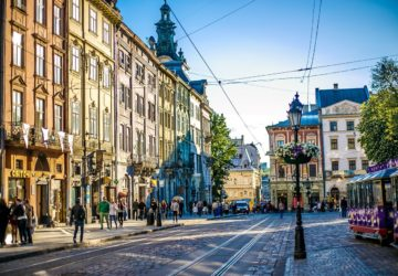Incentive tours in Lviv