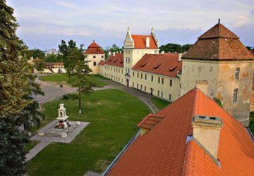 City-Museum Zhovkva and Krehivskyy Monastery