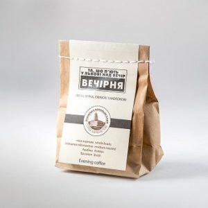 Купити Кава Вечірня- концептуальні сувеніри, подарунки та смаколики від Just Lviv It! Незвичайні та яскраві сувеніри зі Львова