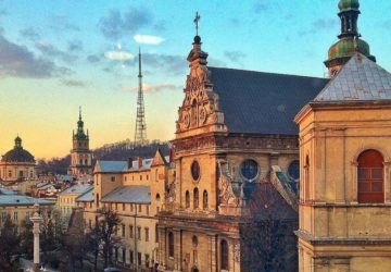 Lviv family weekend