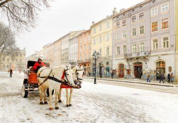 Christmas !FEST tour Lviv