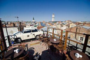Між Небом і Землею - Найкращі Екскурсії по Львову від Just Lviv It
