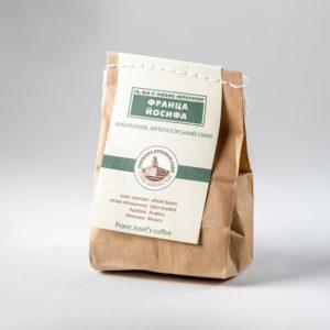 Купити Кава Франца Йосифа - концептуальні сувеніри, подарунки та смаколики від Just Lviv It! Незвичайні та яскраві сувеніри зі Львова